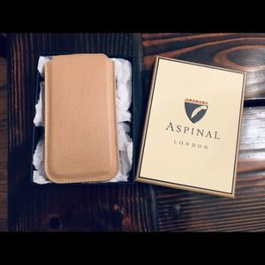 💙  Aspinal of London IPhone 7/8 cover